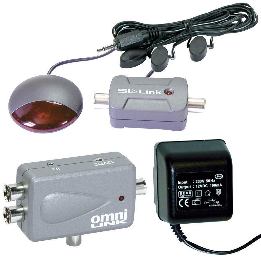 Shopmassive Slx Omni Link Infra Red Signal Extender Kit Uk Philex Cat5e Wiring Diagram English