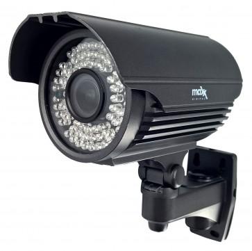 MaxxOne AHD 1.0MP 720P 2.8-12mm Lens 60m External IR Surveillance Camera