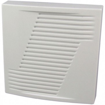 CQR ALTO White Alarm Extension Speaker