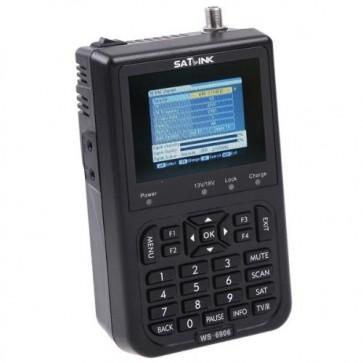 SatLink WS-6906 Digital Satellite Finder