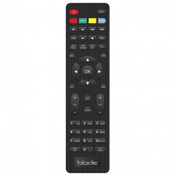 Blade BM5000s Replacement Remote Control Unit