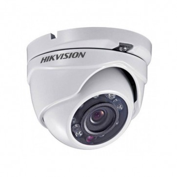 Hikvision 1080P 2MP Outdoor Turbo Dome Camera with 20M IR