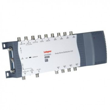 Labgear LDU608G 8 way distribution unit with CCTV input