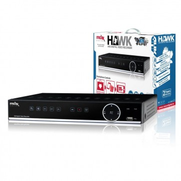 Hawk dvr with box