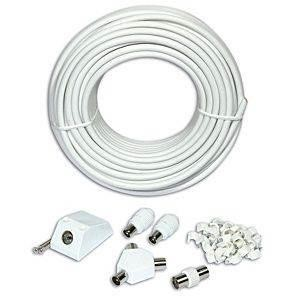 TV Aerial Extension Kit 25M