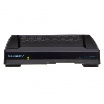 Icecrypt STC1650CHD Satellite & Terrestrial/Cable HD Receiver