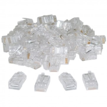 Maxx Digital MD-RJ45-8C RJ-45 Connector (Pack of 50)