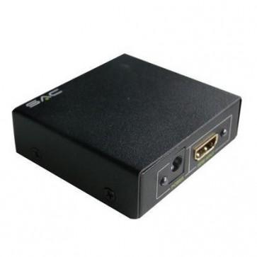 SAC 2 Way 3D Compatible HDMI Splitter