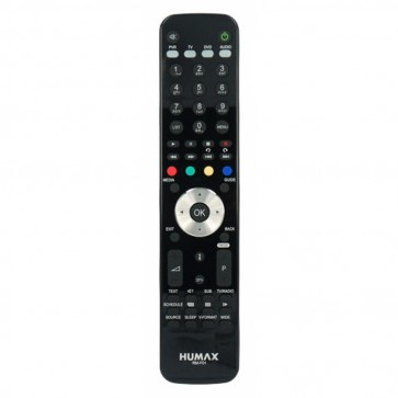 Humax Remote Control RM-F01 for FOXSATHDR
