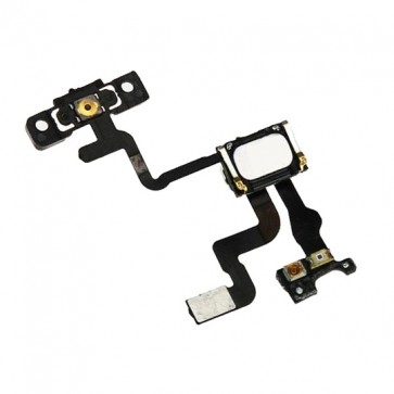 iPhone 4 Replacmeent Power Button Proximity Sensor Earpiece Flex