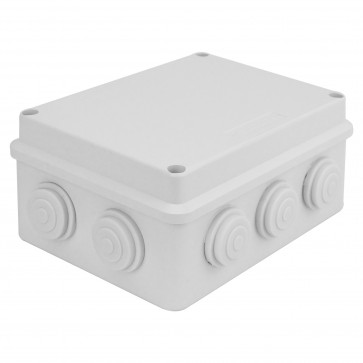 Junction Box - Size : 150x110x70mm IP65 White