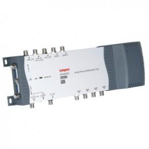 Labgear LDU604G 4 way distribution unit with CCTV input