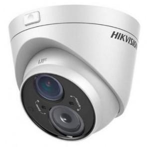 HIKVision Turbo HD Outdoor Vari-focal EXIR Turret Camera, 1080P, 2.8~12mm Lens, IR range 50M, 12 VDC