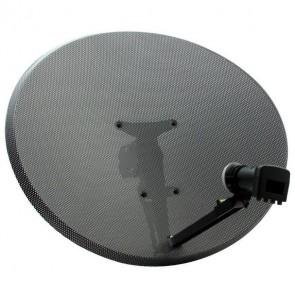Triax Sky Freesat Zone 1 44cm Mesh Satellite Dish with LNB