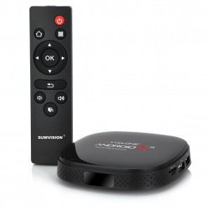Sumvision Cyclone Android Box X4 AMLogic 4.4 Media Player Quad Core