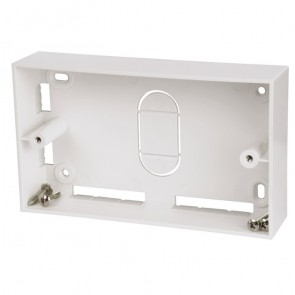 4G Back Box Modular System 32mm Deep