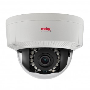 Maxx Digital 1080P 3MP HD-IP PoE 2.8mm Lens 30M IR Internal Dome Camera