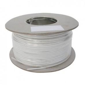 SAC 100m White 6 Core Professional Alarm Cable