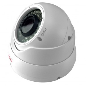 MaxxOne AHD 1.4MP 960P 2.8-12mm Lens 30m External IR Dome Surveillance Camera