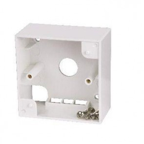 2G Back Box Modular System 42mm Deep