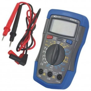 Philex 10A/600V Voltage Current Digital Multimeter Battery Tester