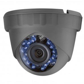 MaxxOne HD-TVI, 1MP, 720P Grey Eyeball Dome CCTV Camera with 3.6mm Fixed Lens & 20m IR