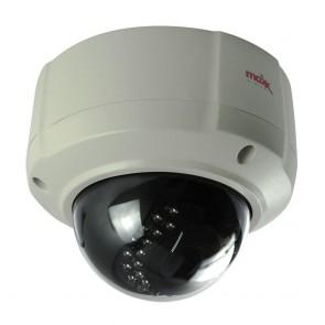 MaxxOne 1080P 2.1MP HD-TVI 2.8-12mm Lens 25M IR Metal Internal Dome Camera