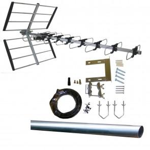SAC 48 Element 12dB CAI Aerial Kit AE0754KIT