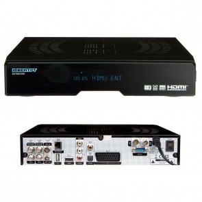 Icecrypt S3700CHD Triple Tuner HD Satellite Receiver