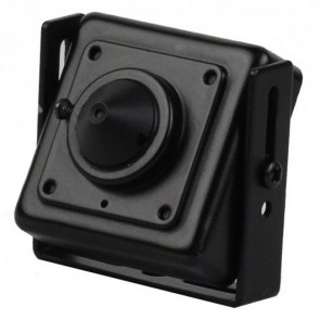 MaxxOne 500TVL CCD 3.7mm Pinhole Covert Square Camera