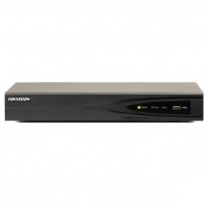 Hikvision 8Ch NVR, with built-in 8 port PoE, up to 5m Recording Resolution