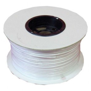 MaxxOne 8 Core Alarm Cable 100m Reel White