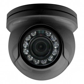 MaxxOne All-in-One 2MP 10m IR 3.6m Mini Dome Camera (Grey)