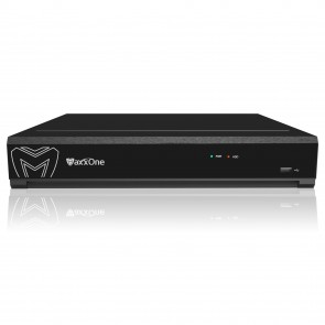 MaxxOne All-in-One 1080p/3MP 4 Channel DVR