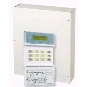 Scantronic 9651-EN-43 8 Zone End Station & 9943 Prox Keypad