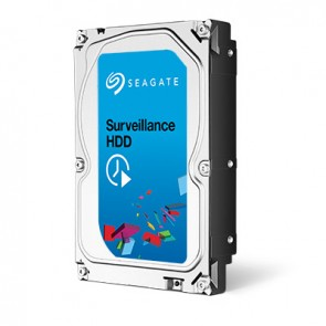 Seagate 8TB Video Surveillance HDD SATA 6Gb/s 64MB Cache 3.5-Inch Internal Hard Drive
