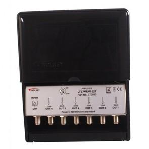 Wolsey 6 Way LTE Masthead Amplifier