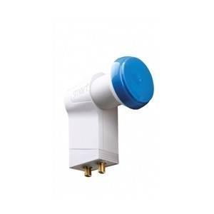 Smart Blue Cap Universal Twin LNB
