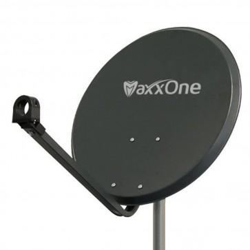 MaxxOne Solid 80cm Satellite Dish Universal
