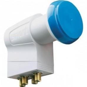 Smart Blue Cap Universal Quad LNB