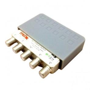 MaxxOne DiSEqC Switch 4x1 Waterproof Grey