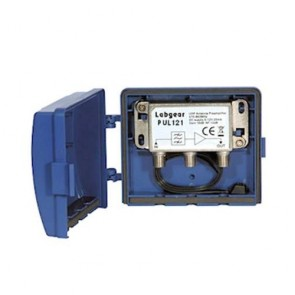 Philex PUL121 Labgear Amplifier UHF 2 Way Masthead 9 dB