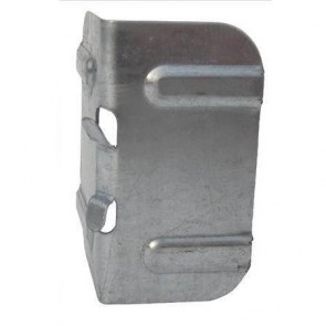 Steel Corner Plate For Chimney Lashing Kits