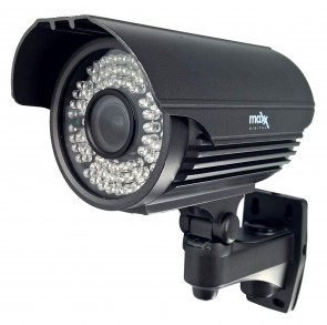 MaxxOne AHD 1.4MP 960P 2.8-12mm Lens 60m External IR Surveillance Camera