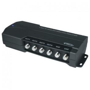 4 WayDistribution Amplifier With IR Bypass 334057
