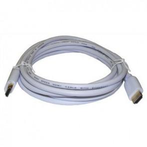 SAC AE0503W 3m HDMI Lead 1.4 3D/1440P (White)