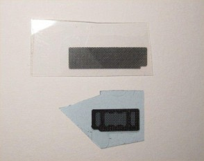 iPhone 5 Replacement Button Set (BLACK)