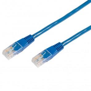 0.5m Blue UTP CAT5E Network Cable