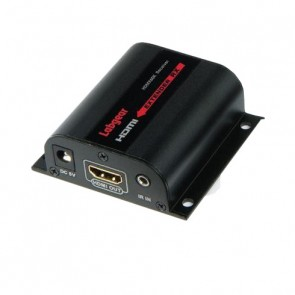 Labgear HDMI Over CAT6 Exdender 60m Range, Single Cable