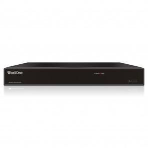 MaxxOne 4K Ultra HD, 16ch, IP NVR with POE